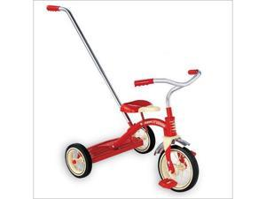 "Radio Flyer 10"" Tricycle w/Push Handle Redesign"