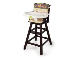 Fox & Friends Classic Comfort Wood High Chair