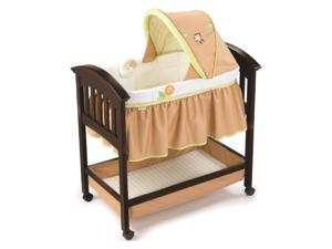 Swingin' Safari Classic Comfort Wood Bassinet