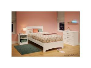 "South Shore Libra 39"" Twin Bed Set"