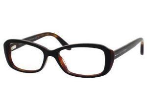Marc by Marc Jacobs MMJ 524 Eyeglasses-In Color-Black Dark Tortoise-Size-51/16/140