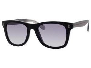 Marc by Marc Jacobs MMJ 335/S Sunglasses-In Color-Shiny Black/gray gradient