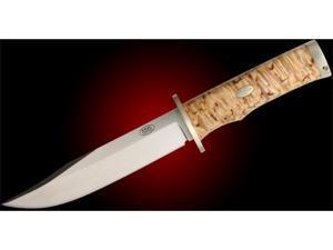 Fallkniven FNFNSK6 Knives Fixed Knife Cobalt Steel Wood Handle Model Sk6 Krut 11