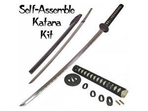 Full Tang Katana Kit