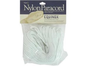 Equinox Paracord, White, 50'