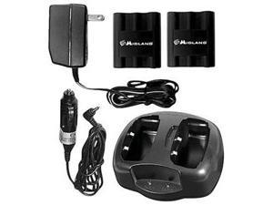 Midland AVP4 Charger, Battery Packs & DC Car Charger for all LXT Series Rad