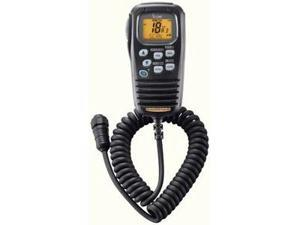 Icom HM157B-11 Command Mic II Submersible Second Station Remote (Black)