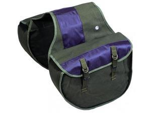 Stansport Saddle Bag - Canvas