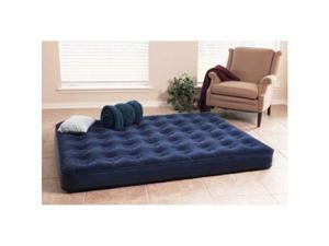 Texsport Deluxe Air Beds with Built In Battery Pump, Queen