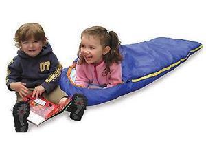 Chinook Kids Sleeping Bag, Blue 32F 54309