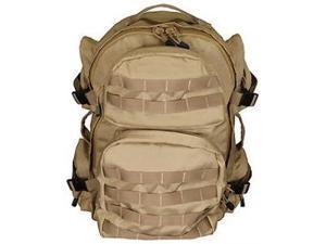 NcStar Tactical Backpack, Tan