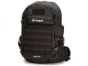 "Snugpak SNSN92174 Xocet 35 Rucksack Black 19"" X 12"" X 8 Polyester Ripstop Constr"