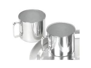Stansport Aluminum Drinking Cups - 2 Per Package