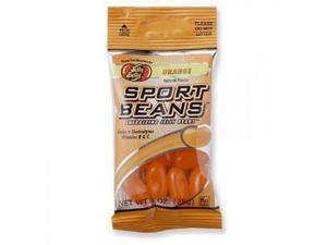 Jelly Belly Orange Sport Beans, 1 Ounce