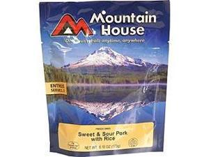 Mountain House Sweet & Sour Pork with Rice - Serves 2