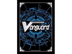 Cardfight!! Vanguard Card Supplies Japanese Size Card Sleeves Card Back Logo [53 Count]