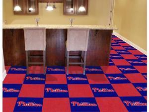 Philadelphia Phillies Carpet Tiles