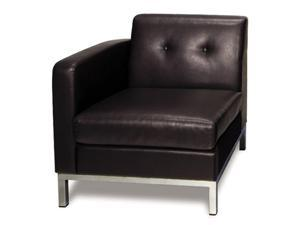 Wall Street Single Left Arm Chair