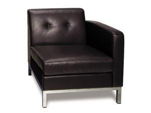 Wall Street Single Right Arm Chair