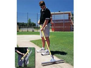 Midwest Rake 200112503 36in. Baserunner Rake Baseball-Softball Field Maintenance