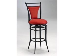 Hillsdale Furniture Cierra Swivel Barstool Flame - OEM