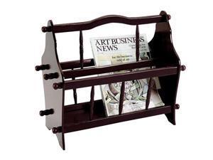 Traditional Magazine Rack