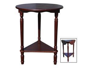 Adjustable Round Table