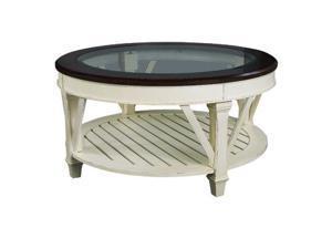 Promenade Round Cocktail Table