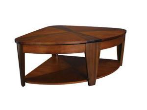 Oasis Wedge Lift-top Cocktail Table