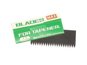 Serrated Blades For Use With Max Tapener 3 pack