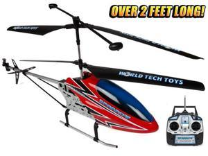 World Tech Toys ZX-35975 - GYRO Metal Sparrow 3.5CH Electric RTF RC Helicopter