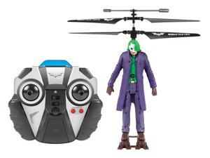 World Tech Toys ZX-35887 DC Comics Licensed Joker 2CH IR RC Helicopter