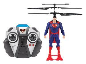 World Tech Toys ZX-35888 DC Comics Licensed Superman 2CH IR RC Helicopter