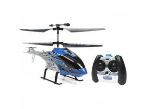 World Tech Toys ZX-35041 - Rex Hercules Unbreakable 2CH RTF IR RC Helicopter (Color May Vary)