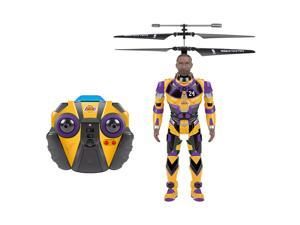 Los Angeles Lakers Kobe Bryant Robojam 3.5CH IR RC Helicopter