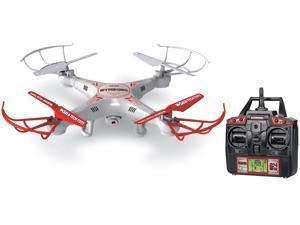 Striker 2.4GHz 4.5CH Camera RC Spy Drone Quadcopter