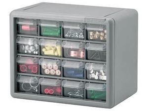 Craft & Tool Organizer Chest - 16 Drawer - by Akro-mils