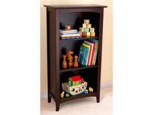 Avalon Tall Bookshelf - Espresso - by KidKraft