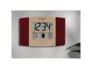 Atomic Clock With Moon Phases - by La Crosse Technology