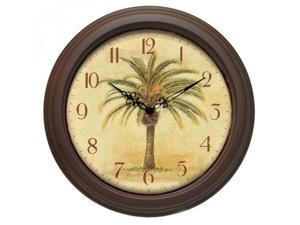 The Cabana Wall Clock - by Infinity Instruments