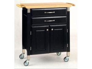 Dolly Madison Prep and Serve Cart - by Home Styles