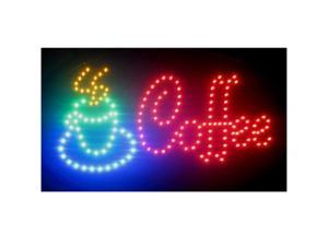 Coffee LED Sign - by Neonetics - by Neonetics