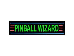 Pinball Wizard Neon Sign - by Neonetics