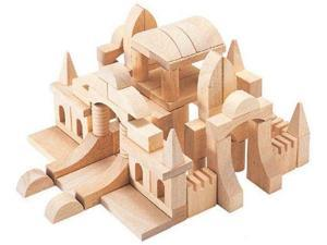 Tabletop Wooden Building Blocks - by Guidecraft
