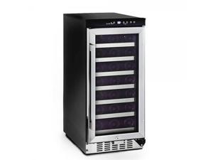 33 Bottle Compressor Built-In Wine Refrigerator - by Whynter