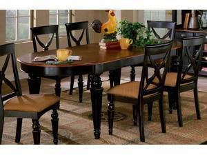 Northern Heights Oval Dining Table - by Hillsdale