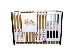 Dr. Seuss ABC 3 Piece Crib Bedding Set - by Trend Lab