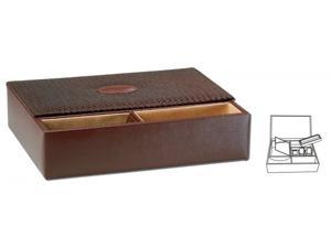 Mens Valet Jewelry Box - Brown - by Ragar