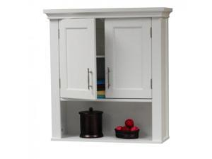 Somerset Wall Cabinet with Mirrors - by SOURCING SOLUTIONS INC.