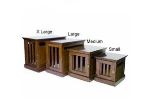 Townhaus (Small) - by USA DOG CRATES, INC.